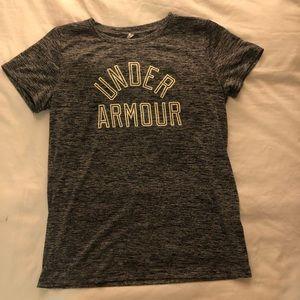Under Armour Heat Gear T Shirt